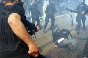 'Polis vurmasın' teklifine red cevabı.11964