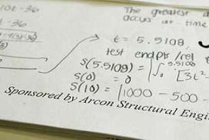 Öğretmen sınav kağıdına reklam aldı!.10684
