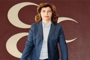 MHP'nin kadın adayları korkmuyor.9904