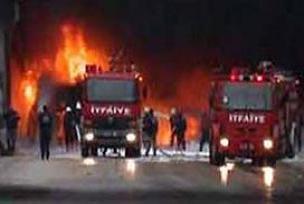 Beyoğlu'nda tinerci dehşet saçtı.9628
