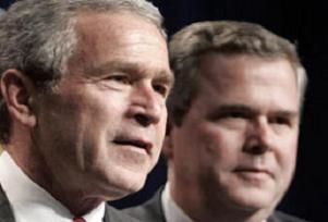 Baba Bush'un tüyler ürperten isteği.10101