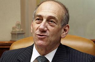 Olmert: İsrail olarak biz çok sabırlıyız.9733
