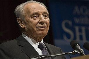 Peres'in dünyayı şaşırtacak iddiası.10610