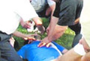 Sahada kalp krizi geçiren oyuncu öldü.9983
