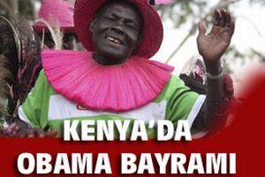 Kenya'da Obama bayramı.16073
