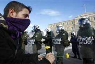 Yunanistan'da, Suudi elçilik aracına saldırı.12384