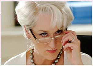 Oyuncuların seçimi: Meryl Streep.11578