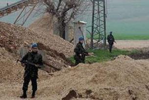 Cizre'de 50 kemik ve boş kovanlar çıktı.14743