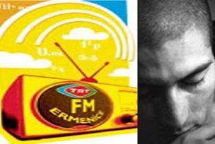 Buras� TRT Ermeni FM, saat 07.30.13258