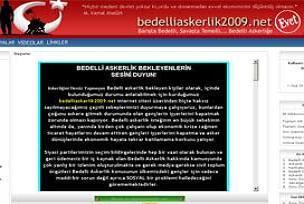 İnternette 'Bedelli askerlik' platformu.17058