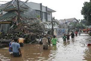 Brezilya'da seller: 45 ölü, 378 bin evsiz.16060