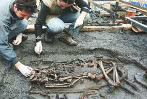 Do�ubeyaz�t'ta �ok say�da kemik bulundu.19414