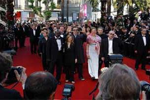 Cannes Film Festivali başladı.15720
