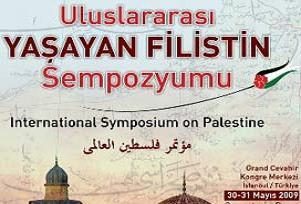 Yaşayan Filistin Sempozyumu.17862