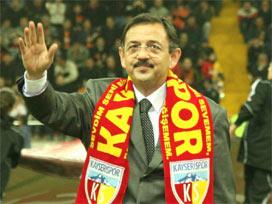 Özhaseki: Topuz Kayseri'yi de düşünmeli.20246
