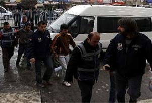 Bodrum'da uyuşturucu operasyonu.13682