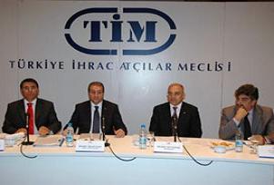 2008'in ihracat şampiyonları açıklandı.11710
