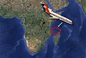 Yemen uçağından mucize kurtuluş!.13299