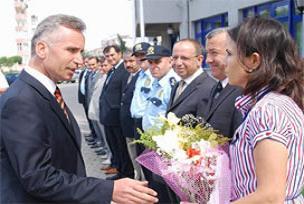 Sinop Emniyeti'nde görev değişikliği.16632