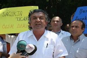SES İzmir'den '13 bebek' eylemi.12556