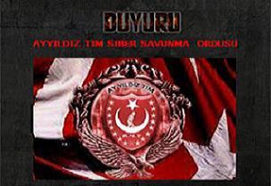 Türk hackerlar Çin sitelerini istila etti.15491