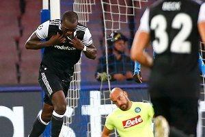 Beşiktaş, İtalya'da Napoli'yi devirdi!.22947