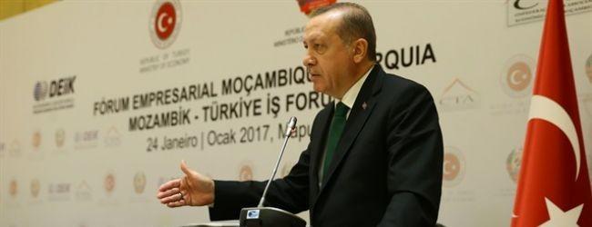 Erdoğan: Para yoktu ama akıl vardı