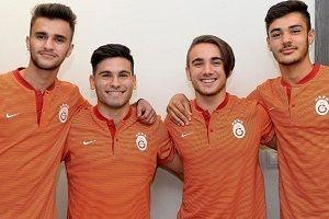 Galatasaray'ın geleceği Tudor'un ellerinde.20698