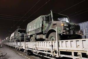 Afrin için sınıra askeri sevkiyat!.21474