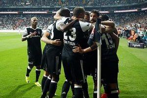 Beşiktaş, Darıca Gençlerbirliği'ni 2-1 yendi.27202
