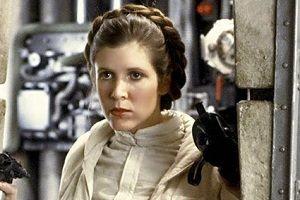 'Prenses Leia' hayatını kaybetti.23184