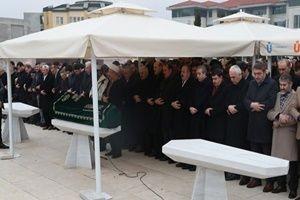 Başbakan Yıldırım, cenaze törenine katıldı.19627