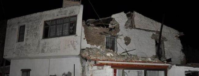 Kandilli: Depremin şiddeti 6.6!