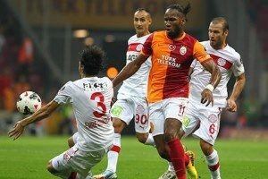 Galatasaray Antalya ma� �zeti - GS Antalya ma� sonucu.24783
