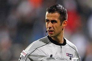 UEFA'dan hakem Mete Kalkavan'a görev