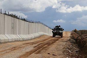 TOKİ, İran sınırındaki duvarı tamamlıyor.21353