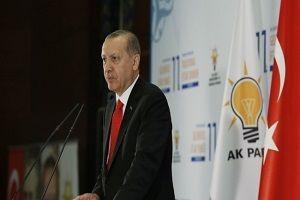 Erdoğan: Bunun adı teröre destek.12706