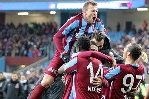 İşte Trabzonspor-Kayseri maçının ilk 11'leri.27362