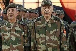 TSK'da yeni üniforma dönemi.27069