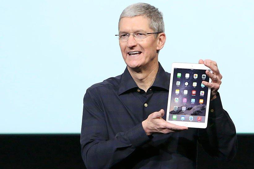Yeni iPad Air 2 �ok ince!