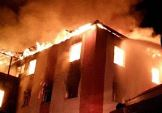 Adana'da korkunç yangın!