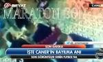 Caner Erkin'in bay�lma an� - �zle