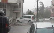 İstanbul yağmur altında!