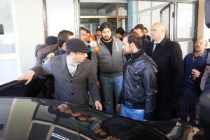 Reza Zerrab, sağlık kontrolünden geçirildi.13250