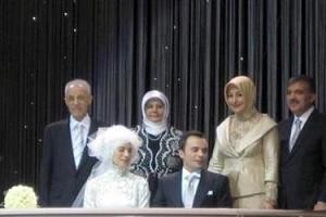 Kübra Gül'ün düğününden mutluluk kareleri (FOTO).11062