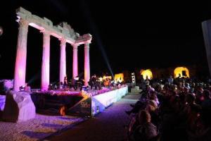 side Uluslararası Kültür ve Sanat Festivali (EFA) apollon tapınağı konser ile ilgili görsel sonucu
