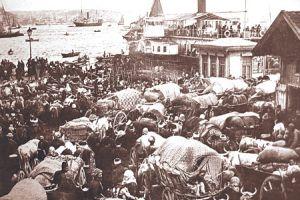 Türklerin son 150 yıl boyunca sürgün çilesi.22679