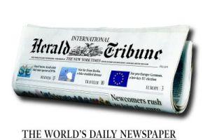 Herald Tribune'den çarpıcı başörtüsü makalesi.73646