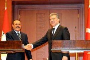 Gül'den Saleh'e: Değerli dostum.11380