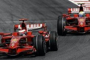 Ferrari İspanya'da da kazandı.13948